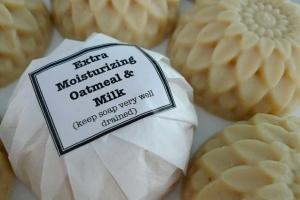 oatmeal and milk