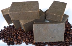 Coffee Soap 1