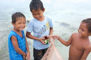Haiyan - 3 boys