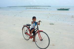 Haiyan- Boy with Bike