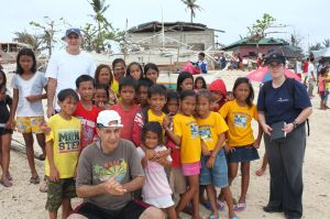 Haiyan -Hilantagaan Children