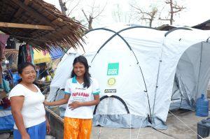 Haiyan -Shelter Box