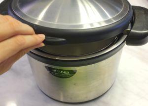 making yogurt 7