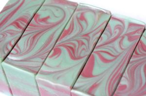 Christmas Soap - Soap top wonderland