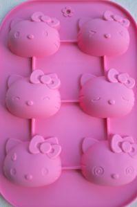 Hello Kitty soap mold