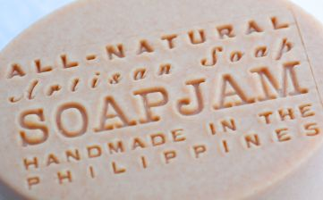 Facial Soap Pink Clay 2