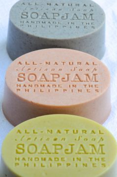 Facial Soap Trio