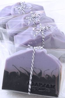 Black Amber and Lavender